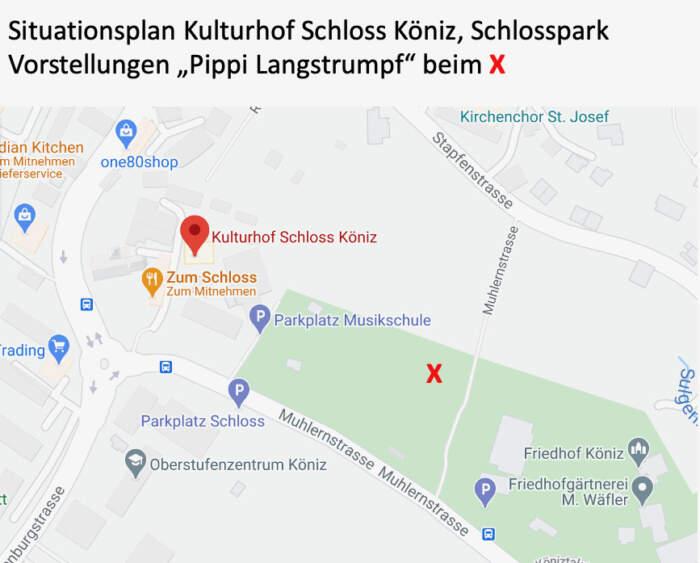 Pippi Kulturhof Schloss Köniz