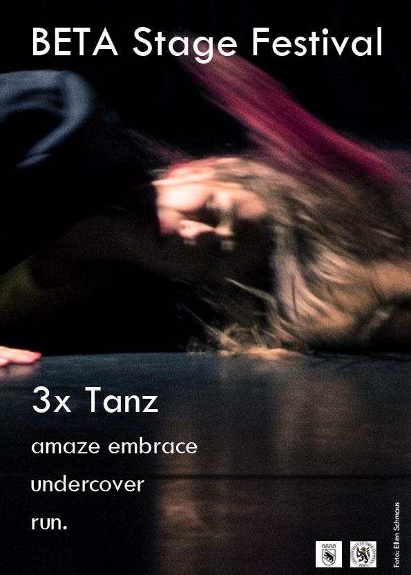 BETA Stage Festival: 3xTanz