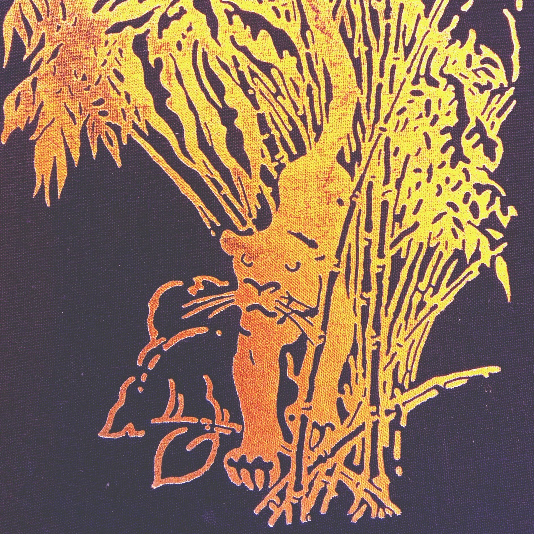 Dschungel Flyer