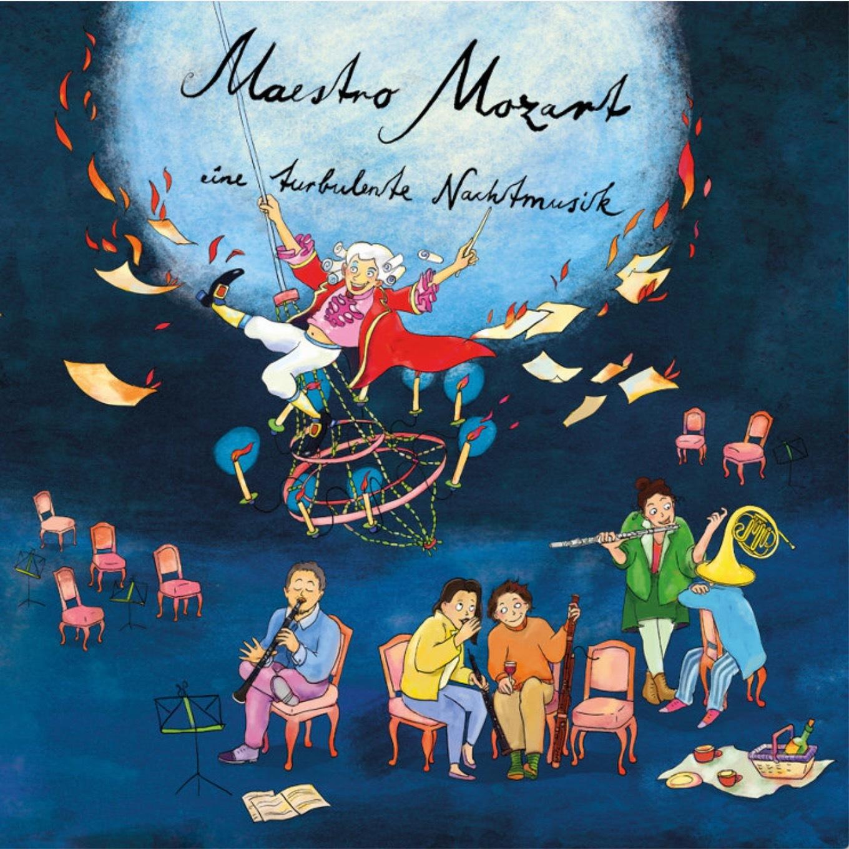Maestro Mozart - Eine turbulente Nachtmusik