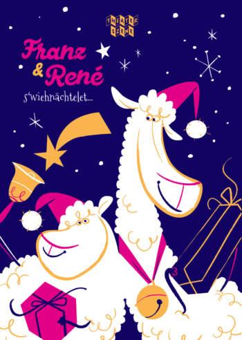 Franz & René: s'wiehnächtelet...