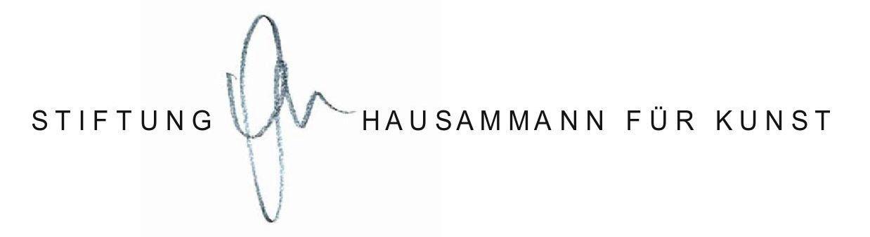 Stiftung Hausammann für Kunst