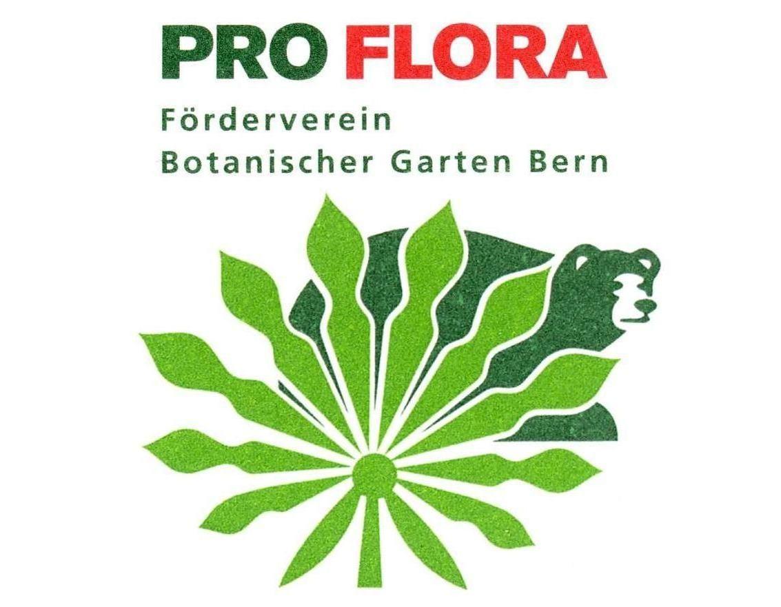 Pro Flora Förderverein Botanischer Garten Bern (Varieté)
